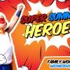 Super Summer Heroes Slide