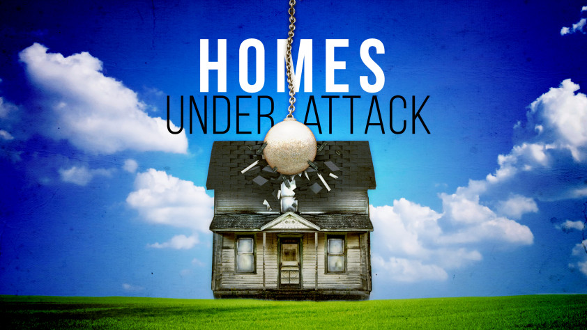 Homes Under Attack