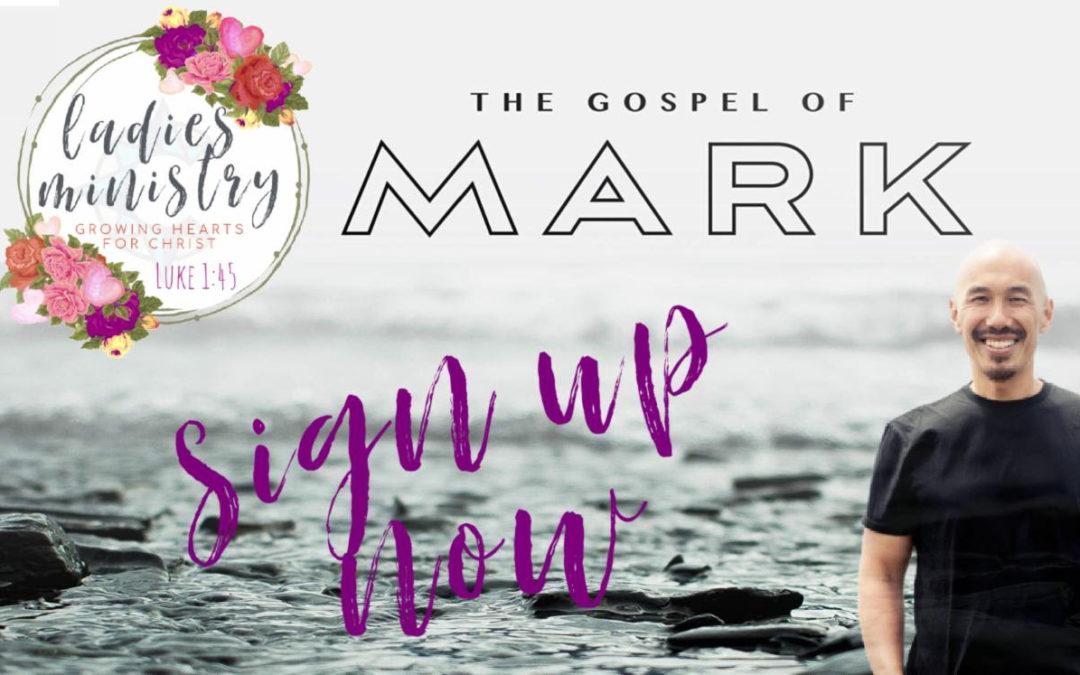 Women's Bible Study – Mark
