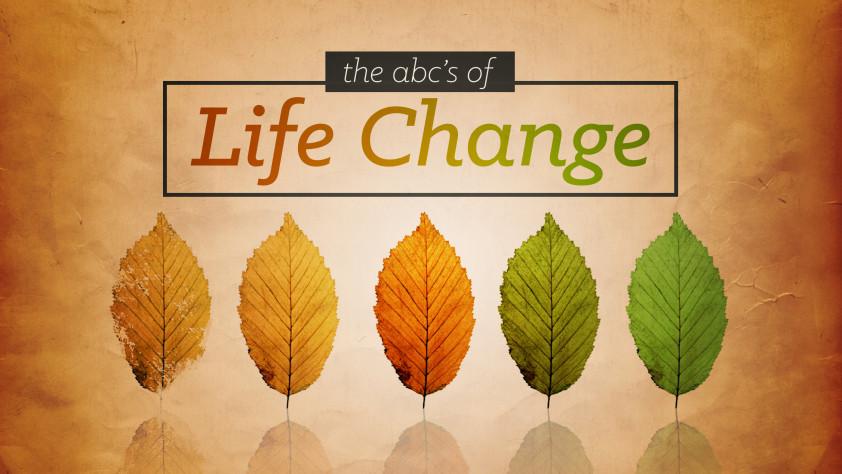 ABC\'s of LIfe Change