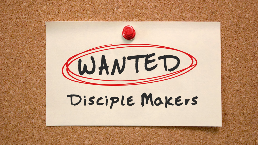 WANTED - Disciple Makers